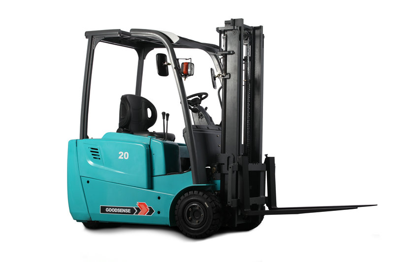 1.6-2.0ton 3-wheel Electric Forklift